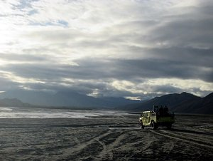 visit pinatubo with your own car
